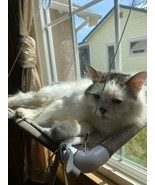 2 Cats Sunny Seat Window-Mounted Cat Bed Window Hammock - $39.59