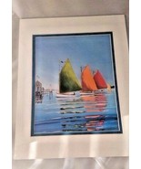 Select Publications - Cape Code Sail - 30348 - Size 11 X 14 - New and Se... - $13.99