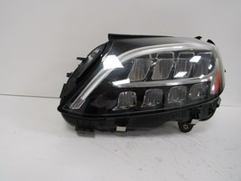 2019 MERCEDES BENZ C CLASS CCLASS LH DRIVER HEADLIGHT LED OEM B111L - $776.00