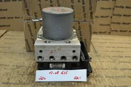 2007 2008 Infiniti G35 ABS Pump Control OEM 47660JK10A Module 260-8A1 - $9.99