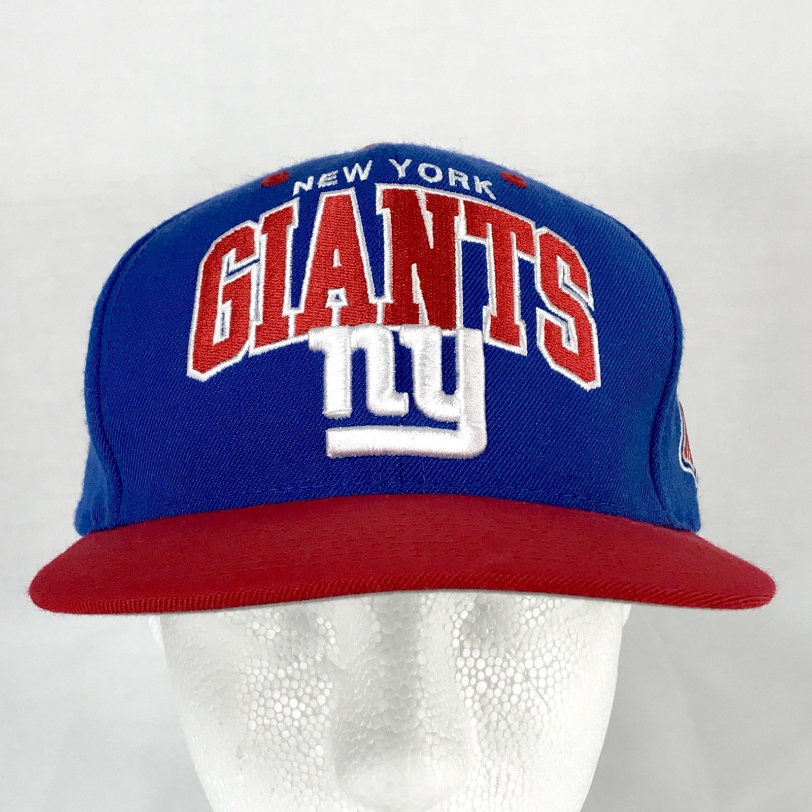 3ef8c3f21fa S l1600. S l1600. Previous. New York Giants Mitchell   Ness Vintage  Collection NFL Football SnapBack ...