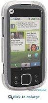 Motorola Cliq Case Clear - $6.53