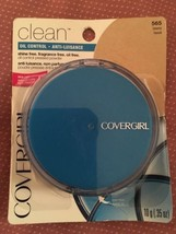 Covergirl Control Oil Control Skin Pressed Powder Anti-Luisance - Tawny 565 - $8.99