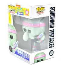 Funko Pop! Spongebob Squarepants Squidward Tentacles Ballerina #560 Vinyl Figure image 2