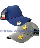 Red Monkey Lone Star Proud RM1302 Limited Edition Fashion Trucker Hat / ... - $59.95
