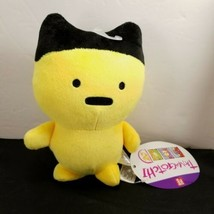 Bandai Tamagotchi 20th Anniversary Plush mametchi Stuffed Animal Yellow ... - $14.84