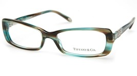 New Tiffany & Co. Tf 2070-B 8124 Ocean Torq Eyeglasses Frame 53-16-135 B29 Italy - $123.74