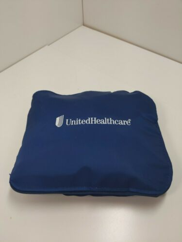 Primary image for United Health Care Blue Bag Duffle zipper travel