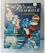 VINTAGE THE NEEDLECRAFT SHOP 1991 VICTORIAN MEMORIES II - $10.00