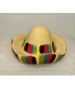 Nora Fleming Mini Sombrero Hat Ole Fiesta A76 Cinco de Mayo Platter Charm - $29.90