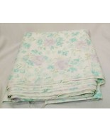 """Floral Polyester Cotton Blend Fabric Lightweight 4 yards x 44"""" Peter Pan... - $33.99"""