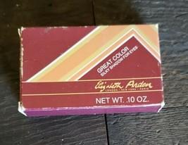 Vintage Unused Elizabeth Arden Passionate Peach Great Color Silky Eye Shadow  - $19.79