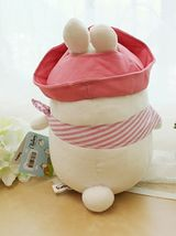 Molang Pirate Stuffed Animal Rabbit Plush Toy 8.6 inches 22cm (Pink) image 7