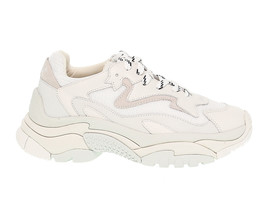 Sneakers ASH ADDICT in white leather - Women's Shoes - $285.00