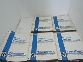 1993 Mercury Village Service Shop Repair Training Manuals - $19.75