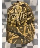 Bwp Brotcke Well & Pompa Mimetico Regolabile Adulto Cappello - $12.11