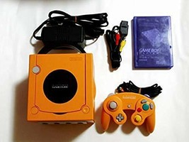 Gamecube Enjoy Plus Pack Spice Orange Console Boxed Bundle Nintendo JPN ... - $158.94