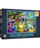 MasterPieces The Right Fit Kids Glow In The Dark Jigsaw, Abracadabra, Ti... - $7.14