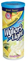 Wyler's Light Sugar Free Drink Mix, Lemonade, 3.13-Ounce Pack of 3