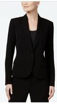 Anne Klein Black Executive collection Pantsuit MSRP 240.00  Size 14 - $78.21