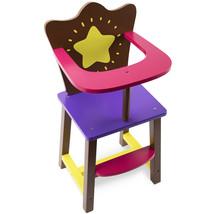 Star Bright Doll High Chair - $38.62
