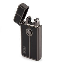 Tesla Coil Lighters USB Rechargeable Windproof Arc Lighter - $24.57