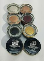 Maybelline Eye Studio Color Tattoo 24hr Eyeshadow Pick Your Favorite - $7.99