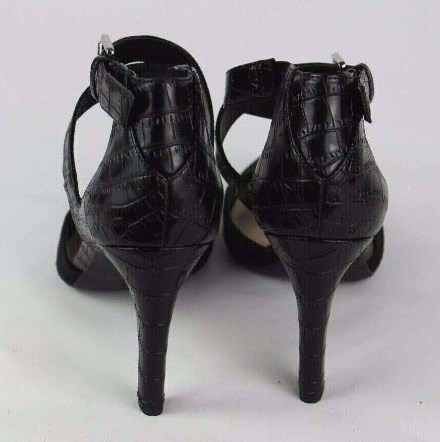 Franco Sarto Anazio Mujer Zapatillas Puntiagudo de Piel Tacón Talla 8.5M image 8