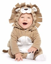 NEW NWT Carters Girls or Boys Lion Halloween Costume Size 12 Months - $32.99
