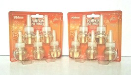 Glade Pumpkin Spice Things Up, (2 packs of 5 -10 refills total) Limited ... - $22.92