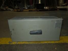 GE TNP33 100A Single 3PH 240V Fused Panelboard Switch Used - $650.00