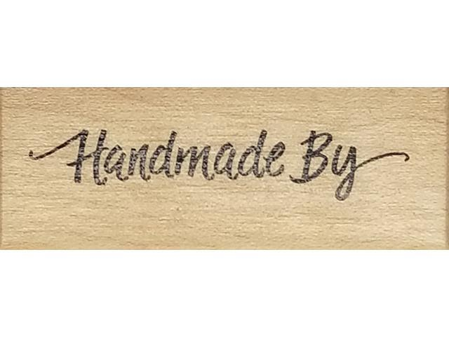 Vintage PSX 2003 Handmade By Rubber Stamp #B-3451