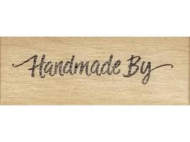 Vintage PSX 2003 Handmade By Rubber Stamp #B-3451 image 1