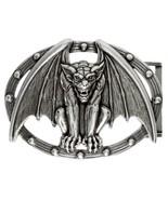 """Unique Buckle Antique Vampire Bat Buckle Fits 1-1/2"""" (38 mm) wide Belt - $14.80"""