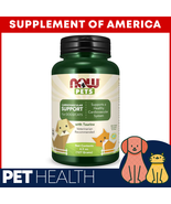"""NOW PETS Cardiovascular Support For Dogs And Cats 4.5 Oz. Powder """"FREE S... - $16.32"""