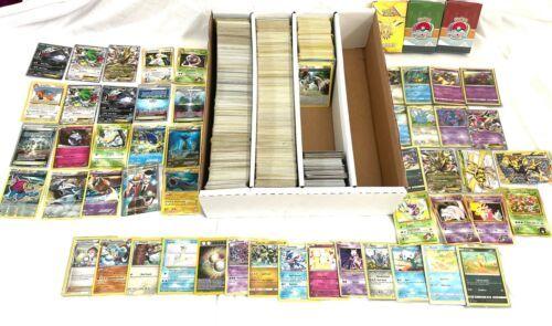 10+lb Lot Pokemon Card Holo Reverse Japan Full Art GX EX Ultra Rare Break Mewto