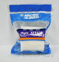 DVC Micro Lined Shark XFF650 Foam and Felt Filter Kit - $8.95