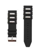 Silicone Rubber Diver Watch Band Strap For Invicta Excursion 18202 Black... - £14.35 GBP