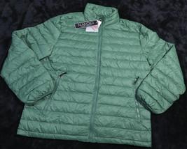WEATHERPROOF 32 DEGREE Heat Mens Full Zip Packble  COAT JACKET Large NWT... - $42.12