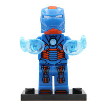Iron Man Mark 27 MK27 Disco (Chameleon Suit) Marvel Avengers Lego Minifigures - $2.99