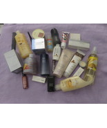 HUGE LOT OF AVON MAKE UP BODY LOTION ANEW ETC. OVER $200 VALUE FREE SHIP... - $19.99