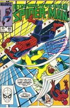 The Spectacular Spider-Man Comic Book #86 Marvel 1984 VERY FINE+ UNREAD - $4.50