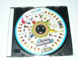 New Super Mario Bros. U + New Super Luigi U  for Wii U Disc in Generic C... - $19.80