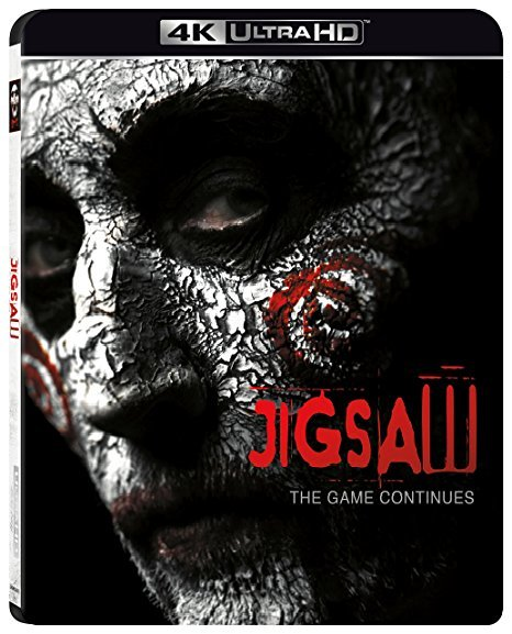 Jigsaw (2018, 4K Ultra HD+Blu-ray)