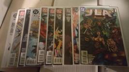 JLA (justice league of america) #1, 2, 3, 4, 5, 6, 7, 8, 9, 10, - $38.00