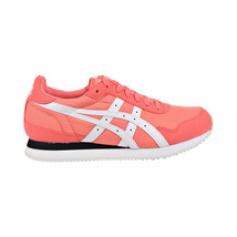 Asics Tiger Runner Womens Shoes Papaya-White 1192A126-700 - $64.95
