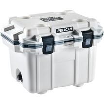 PELICAN 30Q-1-WHTGRY 30-Quart Elite Cooler (White with Gray Trim) - $406.32