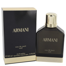 Giorgio Armani Armani Eau De Nuit 3.4 Oz Eau De Toilette Spray - $99.95