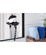 Razor Holder Home Elegant Bathroom Gifts Mem Women Original Design Engli... - $19.00