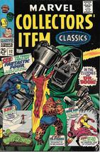 Marvel Collectors' Item Classics Comic Book #12 Marvel Comics 1967 VERY FINE - $29.91